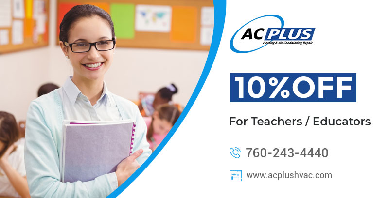 10 % Off For Teachers and Educators