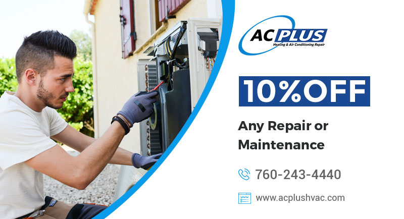 10 % Off Any Repair or Maintenance